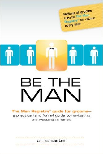 Be The Man Book Cover