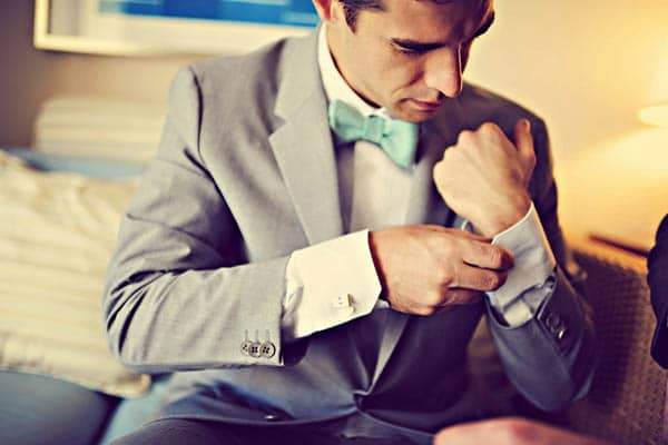 Occasions When You Should Wear Cufflinks