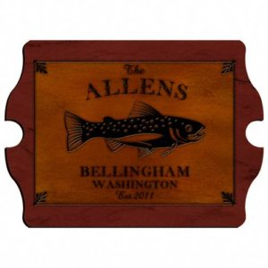 Personalized Cabin Series Vintage Pub Signs