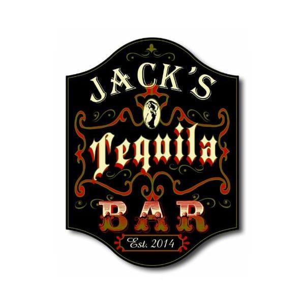 Custom Tequila Bar Sign
