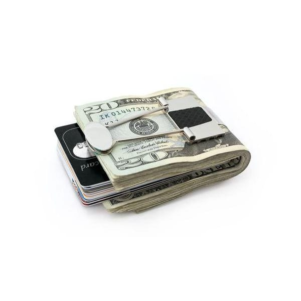 Engraved Mogul Money Clip