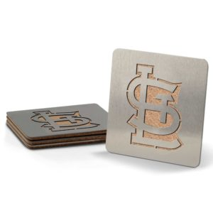 MLB Team Boaster Coasters