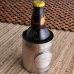Personalized Beer Koozie for Groomsmen