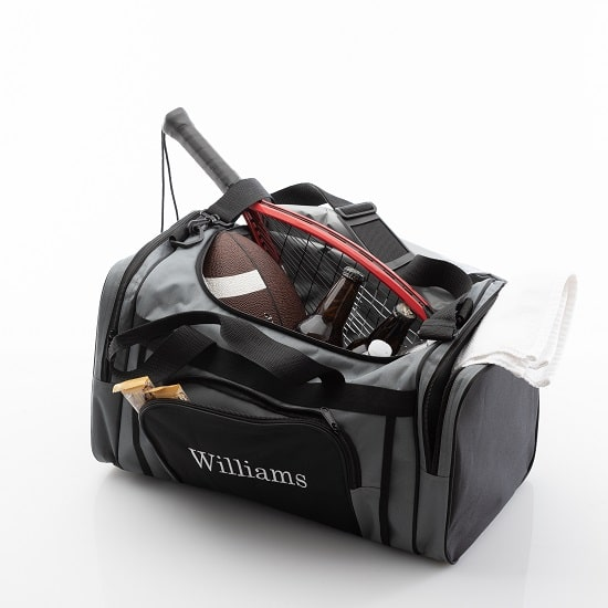 Personalized Men's 2-in-1 Cooler & Gym Bag Combo