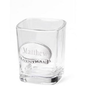 Personalized Shot Glass for Groomsmen