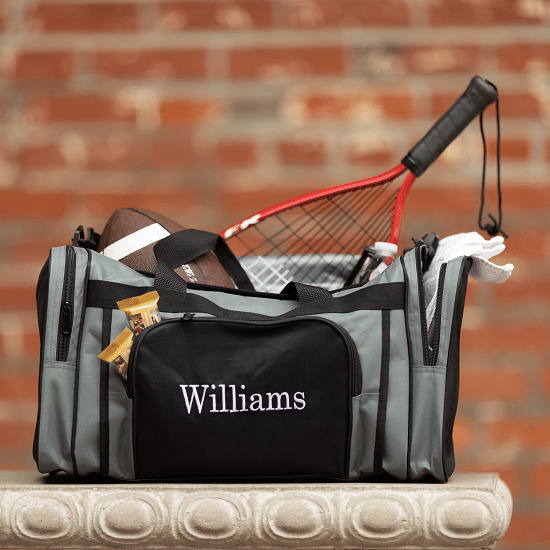 Personalized Triple Threat Duffle Cooler & Gym Bag