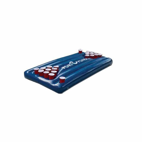 Portopong Inflatable Floating Beer Pong Table