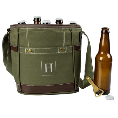 The perfect size for toting your favorite brews around