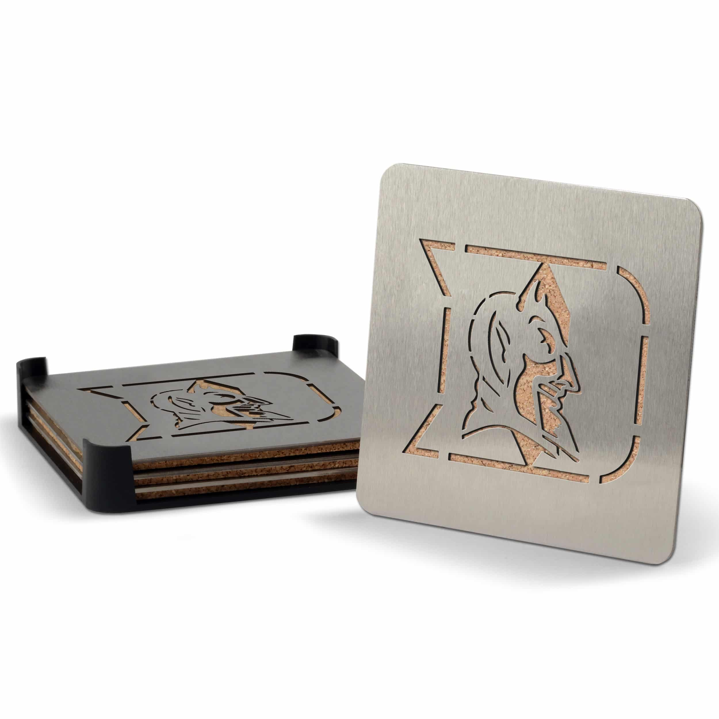 "NCAA 4pc. ""Boasters"" Coaster Set"