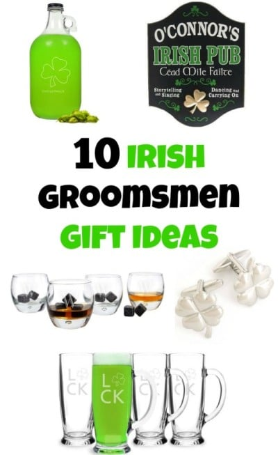 Wedding Gifts For Groom Ireland : 10 Irish Groomsmen Gift Ideas - The Man Registry