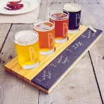 Proper beer tasting