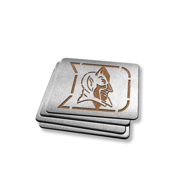 "NCAA 4pc ""Boasters"" Coaster Set"