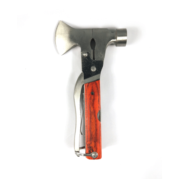 Axe Hammer Multi-Tool Closed