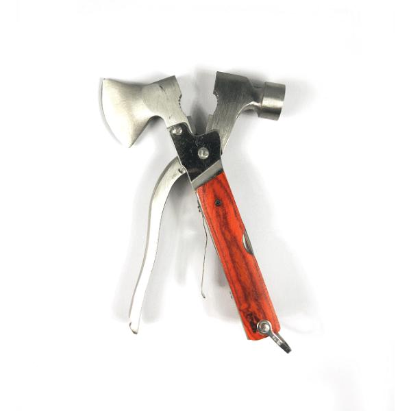 Axe Hammer Multi-Tool Open