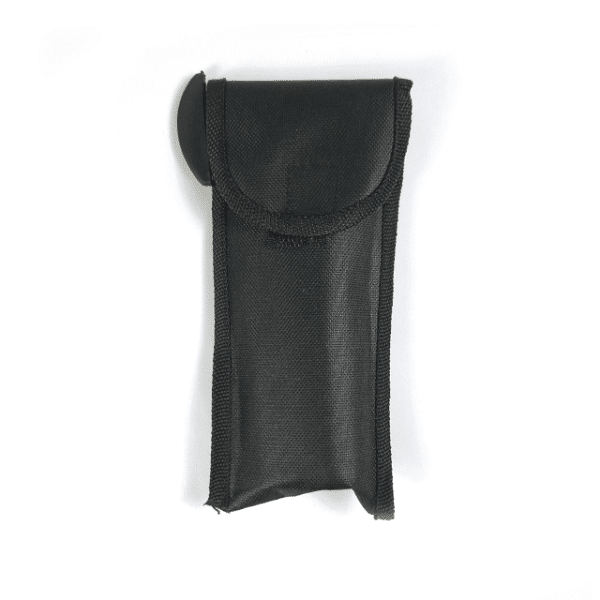 The black belt storage pouch for the Personalized Axe Hammer Multi-Tool