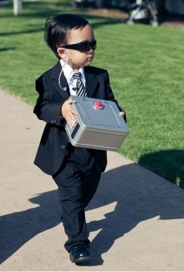 enhanced security ring bearer