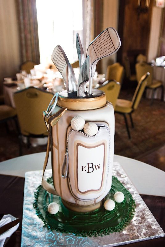 golf wedding cake ideas manly wedding ideas the registry 14848