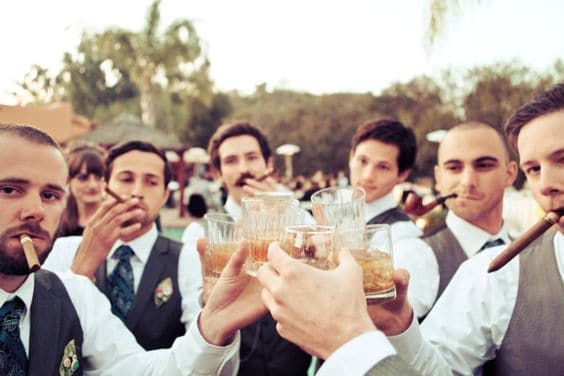 Manly wedding ideas the man registry manly wedding ideas junglespirit Image collections
