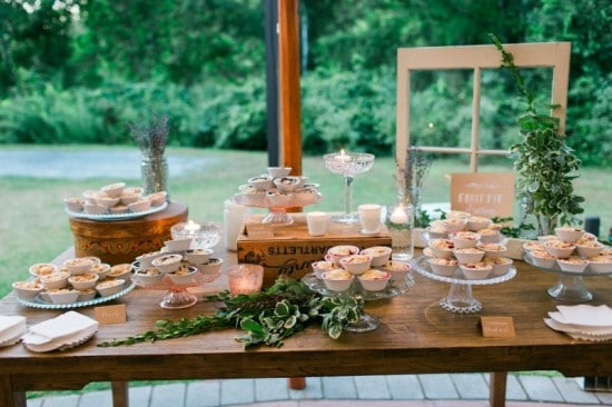 Creative Wedding Food & Drink Stations