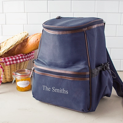 Ample storage space and pockets ensure you won't run out of beverages