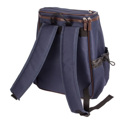 Extendable shoulder straps mean people of any age can make the cooler backpack fit just right