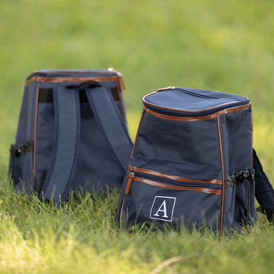 Backpack cooler that's great for picnics, beach days and tailgating