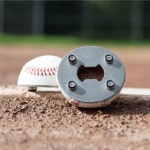Hit the field with this fun novelty gift for baseball lovers