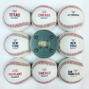 Pro Team Baseball Bottle Openers