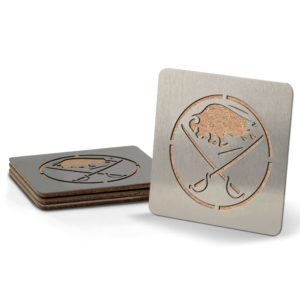 NHL Team Boaster Coasters