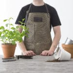 It's not just for grilling. Tackle your weekend yard and garden work with the apron.
