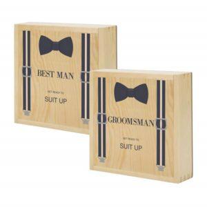 Groomsmen and best man variations (GM-3981-7ST)