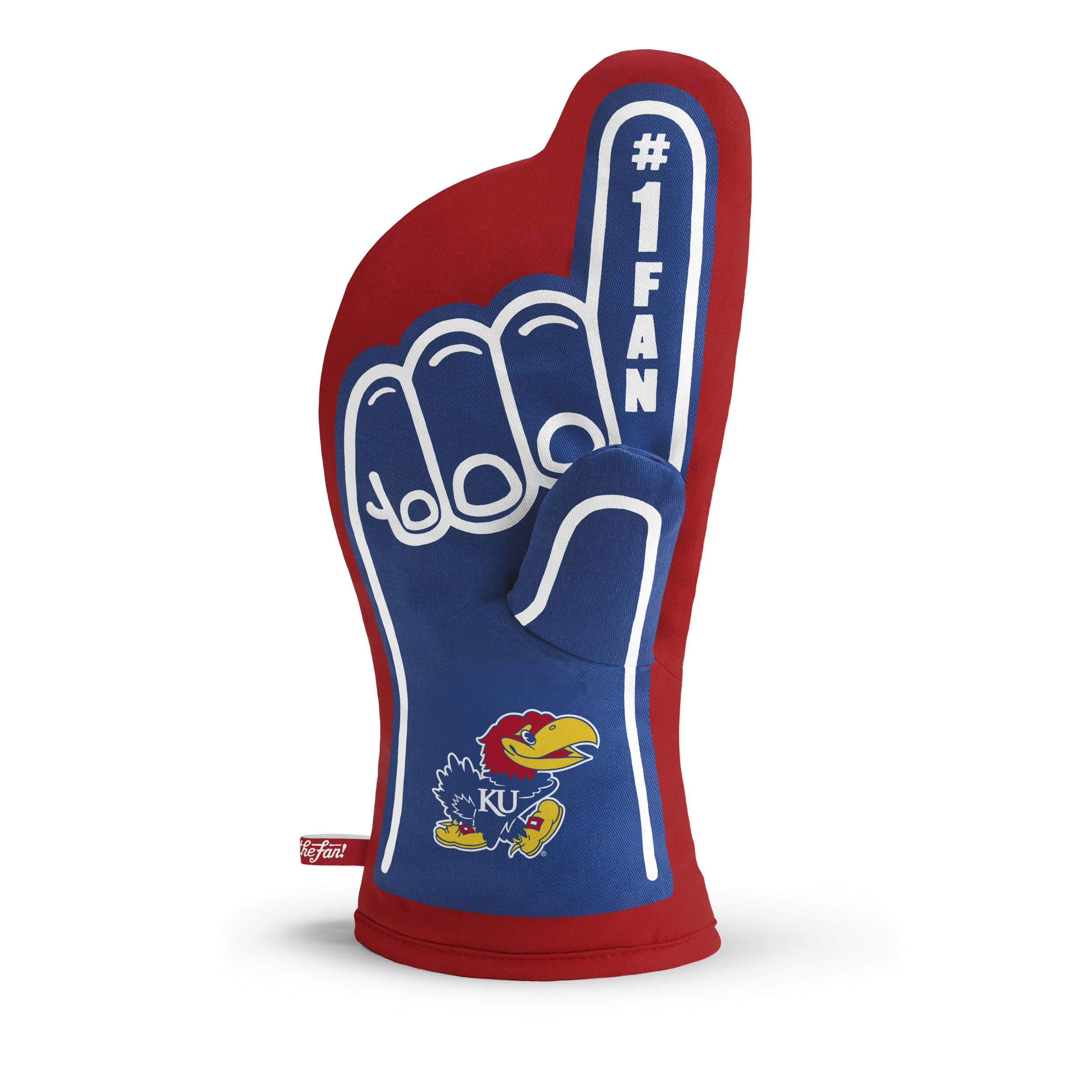 NCAA College Team Logo #1 Fan Finger Oven Mitts
