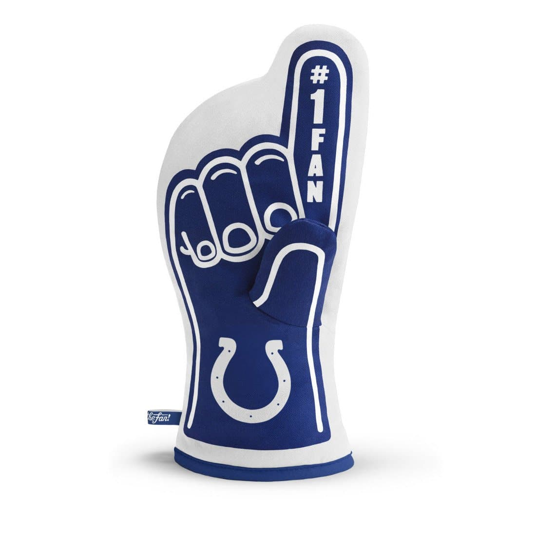 NFL Team Logo #1 Fan Finger Oven Mitts
