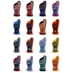 NFL Oven Mitt Team Designs 1