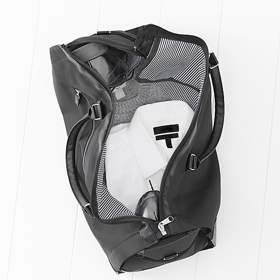 Your groomsmen can pack everything they'll need for the wedding weekend into the Jetsetter Duffle Bag.