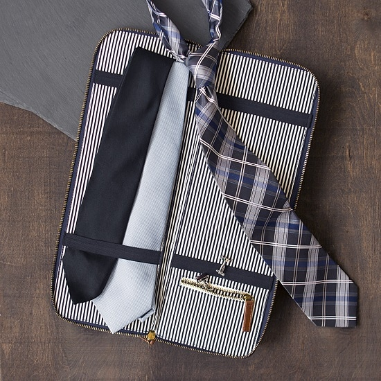 Personalized Tie Case 3