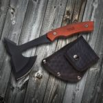 The Blade of Honor Personalized Axe is the coolest groomsmen gift to give your best men in 2019.