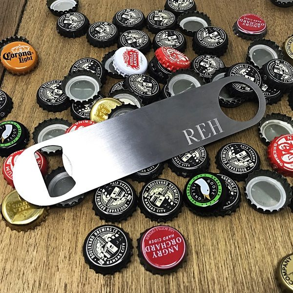 Personalized Need for Speed Bottle Opener