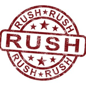 The Man Registry Rush Services