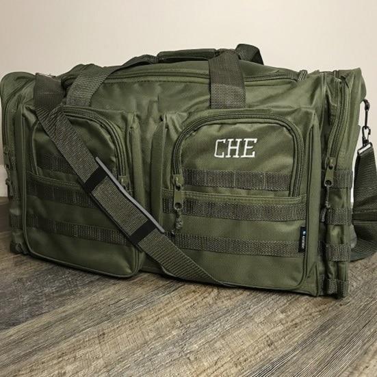 Personalized Waterproof XL Adventurer Duffle Bag