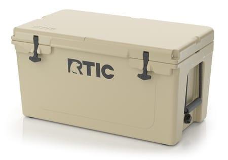 rtic hard cooler