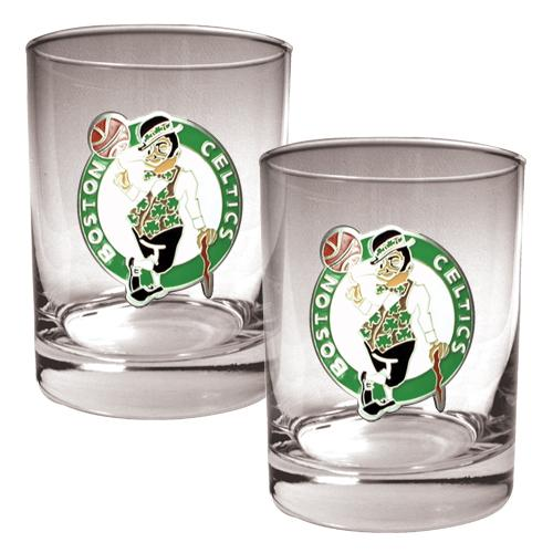 NBA 2pc. Rocks Glass Set