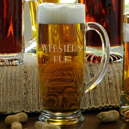 Personalized Ferdinand Beer Mug